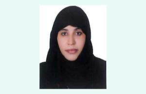 Salma Matar Mubarak Al Mansouri
