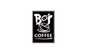 bo's coffee logo