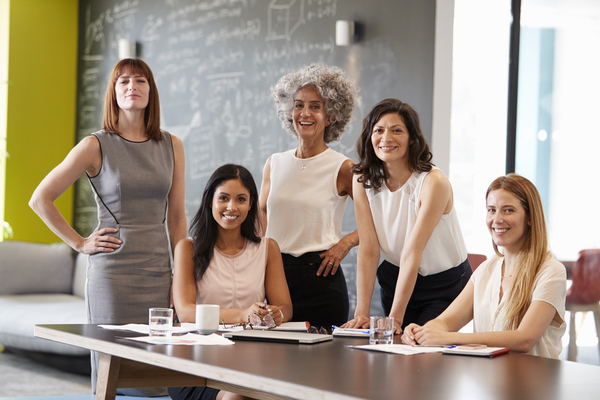 women in franchising