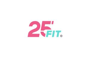 25FIT logo