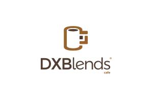 DXBlends cafe logo