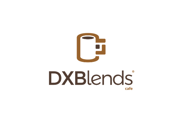 DXBlends cafe logo