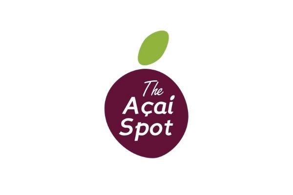The Açaí Spot logo