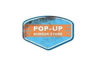 Pop-Up Burger Store logo