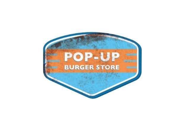 Pop-Up Burger Store logo