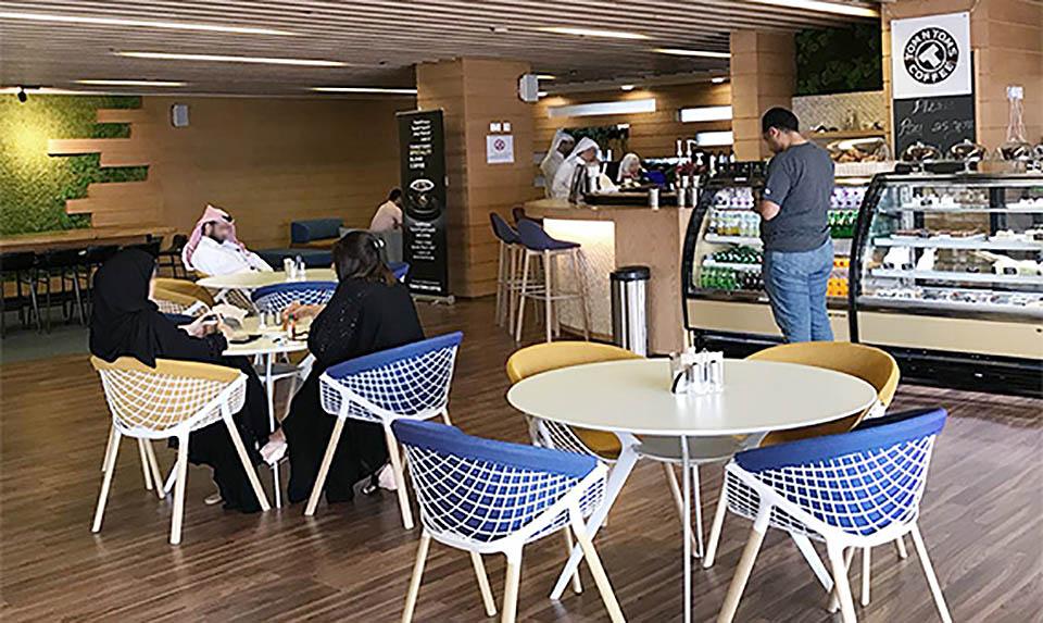 TOM N TOMS in Qatar